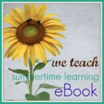 we teach summer ebook 650 150x150 Resources for Summer Learning